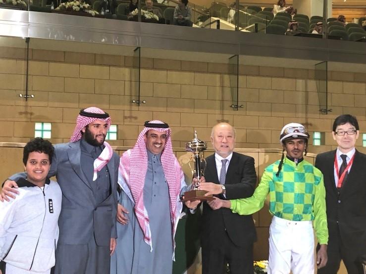 كأس اليابان الـثامن عشر بنادي الفروسية Embassy Of Japan In Saudi Arabia