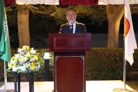 سفارة اليابان تحتفل بعيد ميلاد الإمبراطور Embassy Of Japan In Saudi Arabia